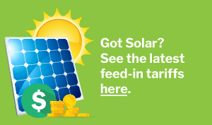 Solar feed-in tariff for every state and territory NSW, VIC, QLD, SA, WA, NT TAS