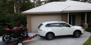 Home Zero & Outlander PHEV