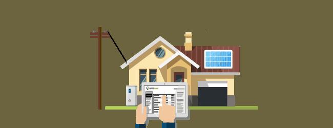 Complete home electricity comparison.