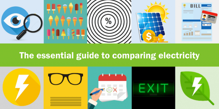Essential guide to comparing electricity