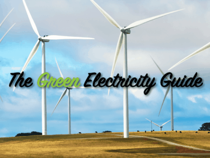 Green Electricity Guide ratings included in WATTever's comparison