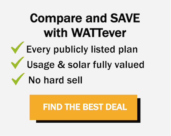 Compare electricity plans with WATTever