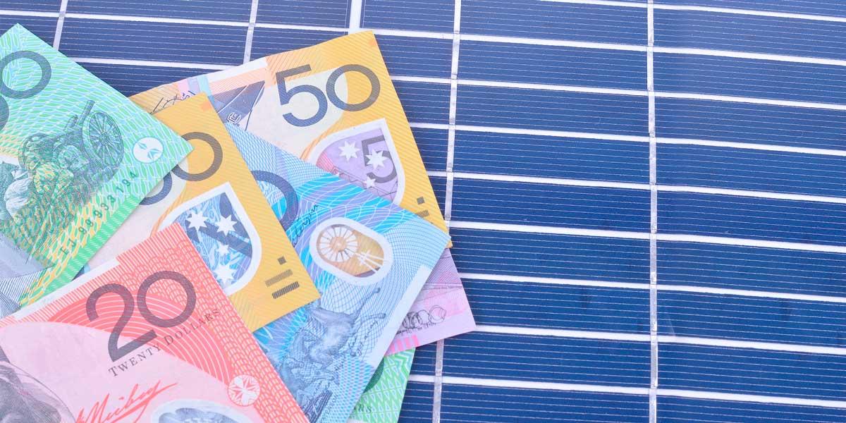 Solar Battery Arbitrage