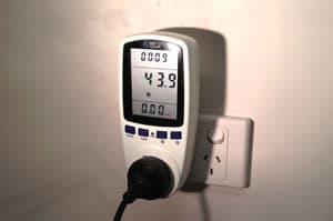 Electricity Use Meter