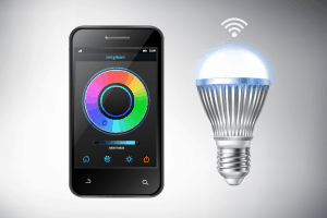 LED smart energy saving lighting