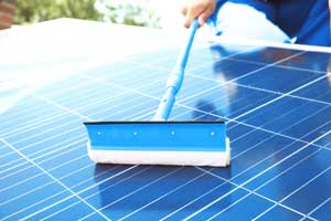 clean panels perform better for solar owners