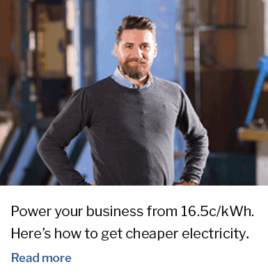 AG Energy renewable electricity retailer for small business