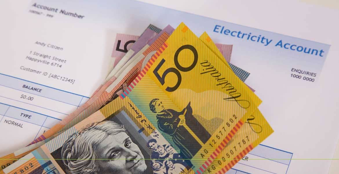 Cheapest electricity rates by location in Australia