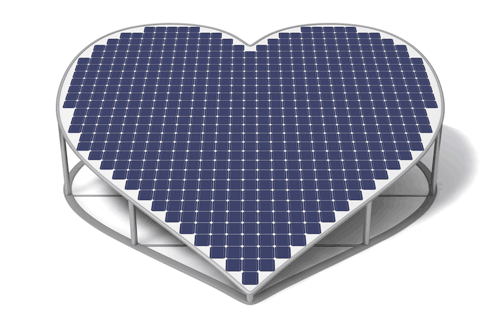 Passionate solar owners
